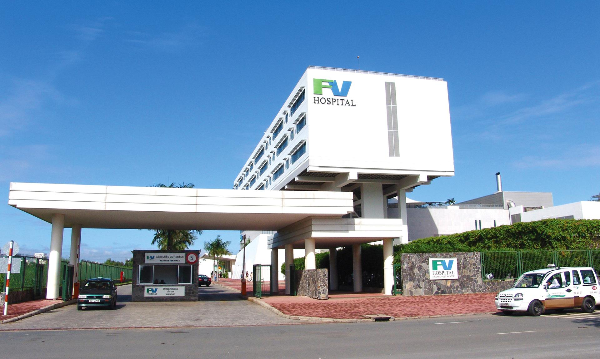fv hospital - 5 cụm đô thị do Phú Mỹ Hưng phát triển