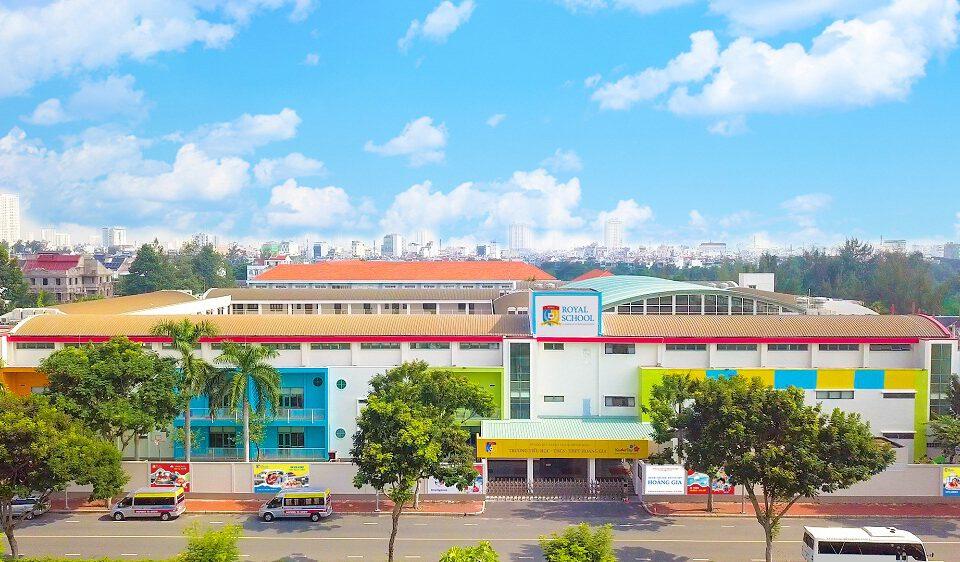 Trường song ngữ quốc tế tại Phú Mỹ Hưng