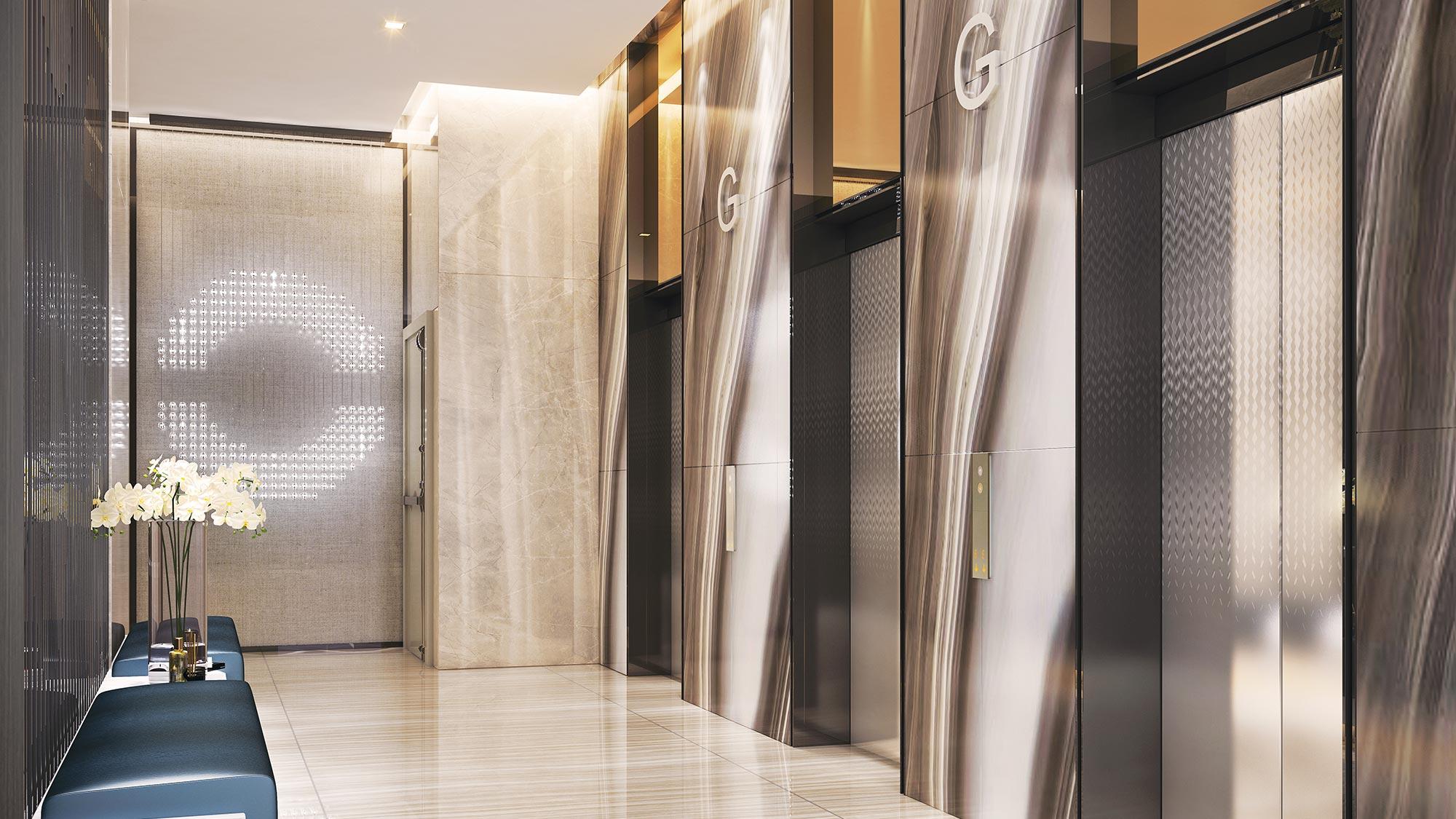 Lobby-lift