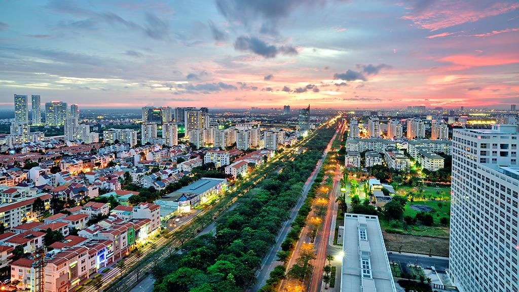 IFC hỗ trợ Phú Mỹ Hưng phát triển khu đô thị, thúc đẩy tăng trưởng kinh tế