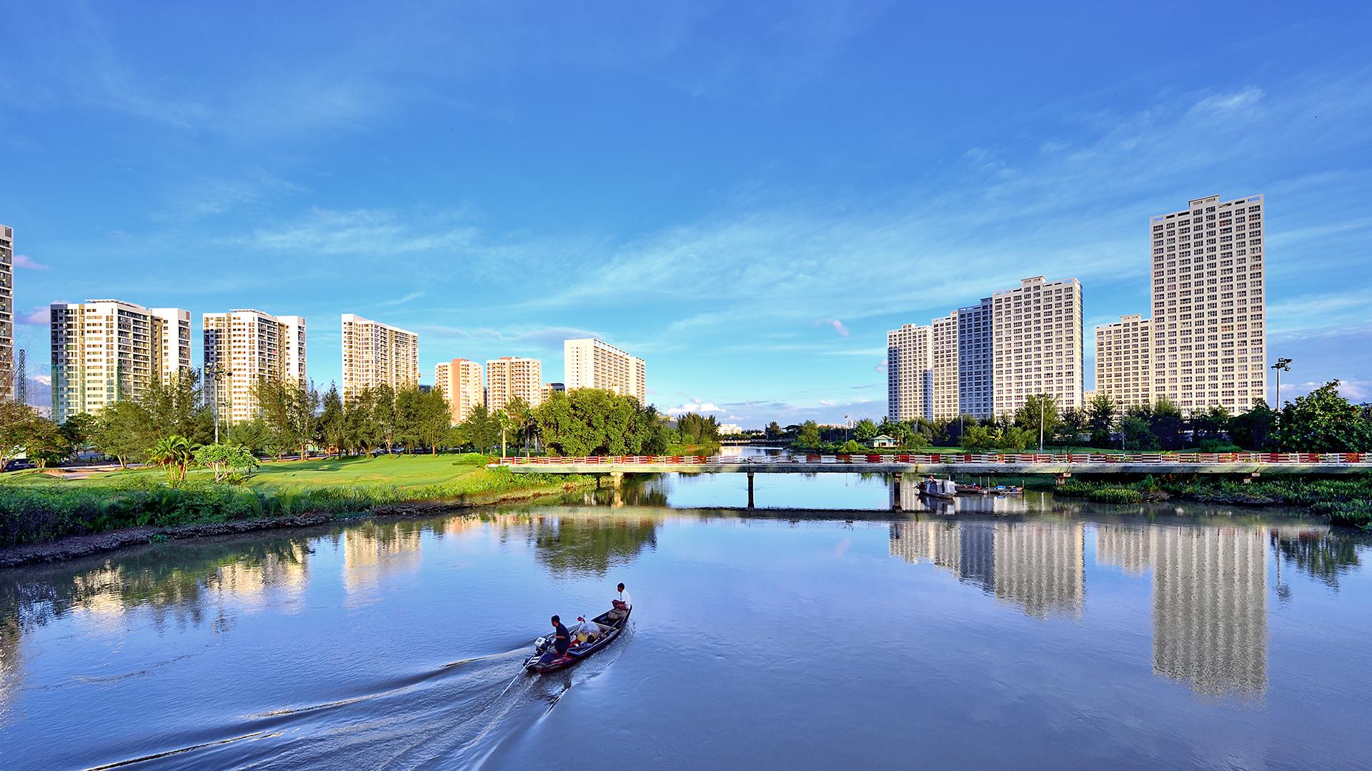 Khu đô thị Phú Mỹ Hưng quận 7 – Không gian đô thị kiểu mẫu hàng đầu khu Nam Sài Gòn. 4