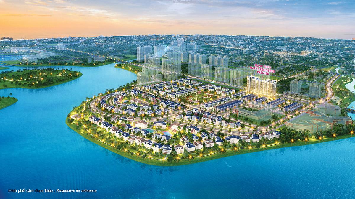 Phú Mỹ Hưng ra mắt dự án hướng sông cuối cùng tại khu Nam Viên