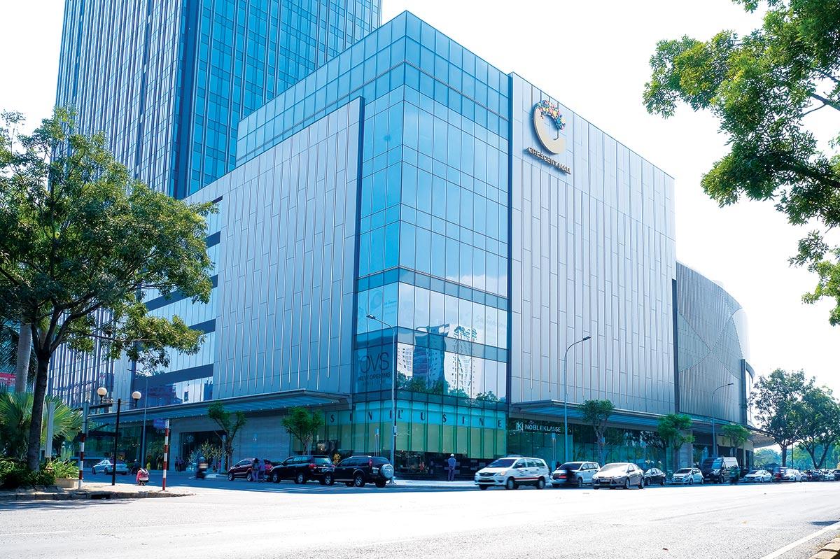 Diện mạo mới với kiến trúc hiện đại và nhiều dịch vụ nổi bật