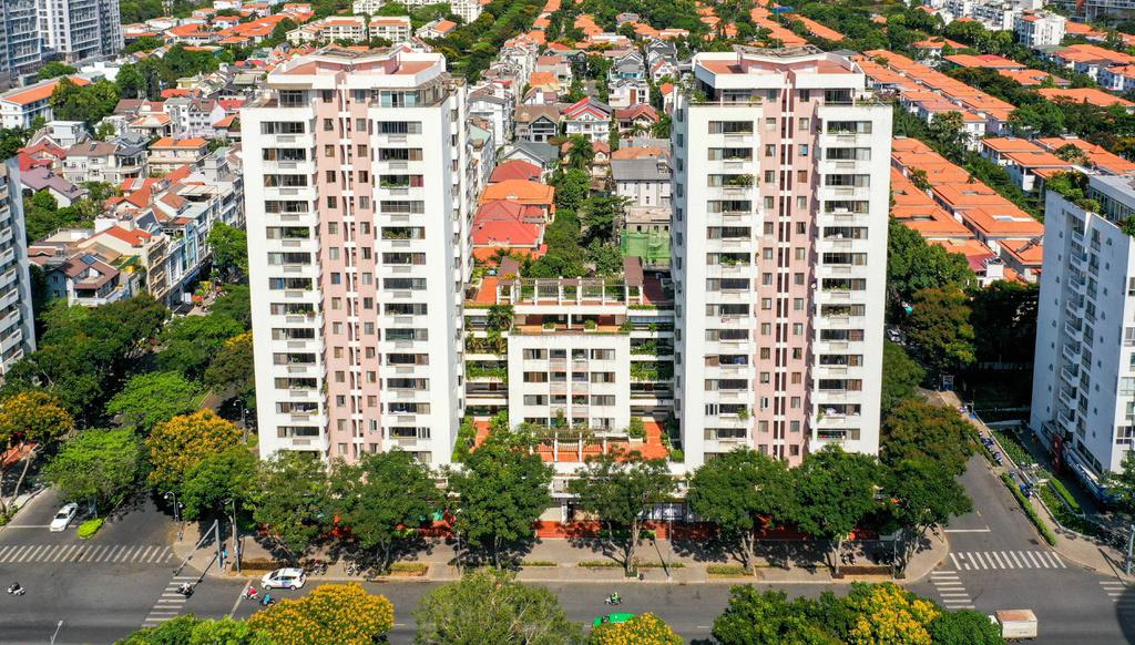 Bỏ cách ly chung cư Park View ngoại trừ tầng 8 block A