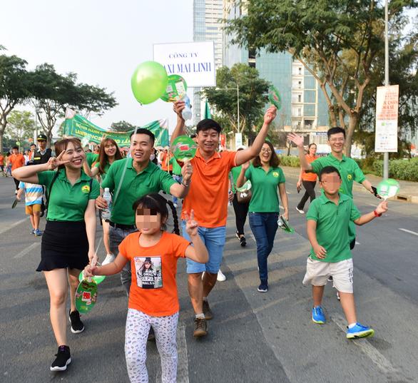 Chương trình thu hút nhiều đối tượng tham gia từ trẻ em đến người cao tuổi