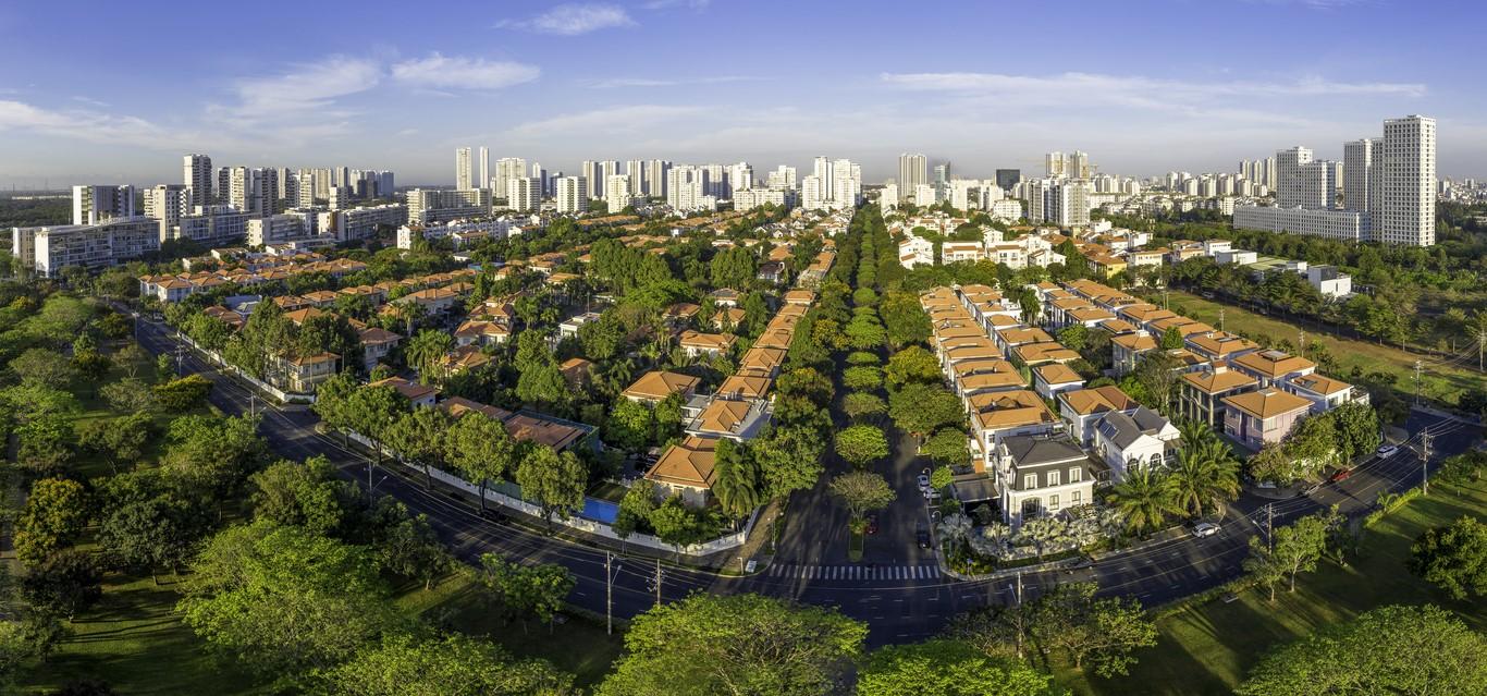 Khu đô thị đáng sống, niềm mơ ước của nhiều người.